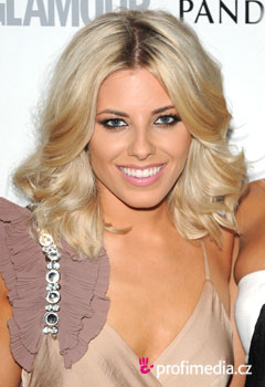 Promi-Frisuren - Mollie King
