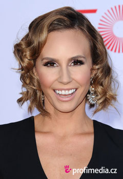 Promi-Frisuren - Keltie Knight