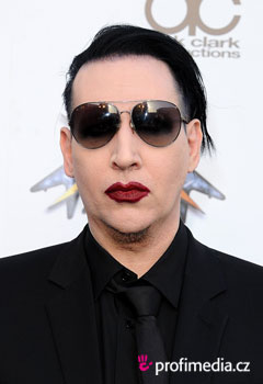 Acconciature delle star - Marilyn Manson