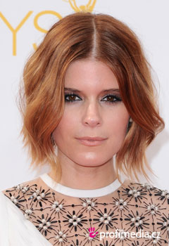 Acconciature delle star - Kate Mara