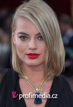 Acconciature delle star - Margot Robbie