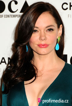 Promi-Frisuren - Rose McGowan
