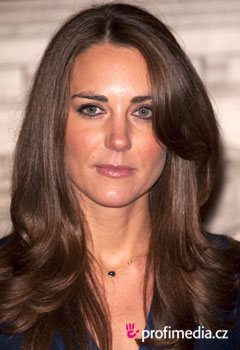 Promi-Frisuren - Kate Middleton