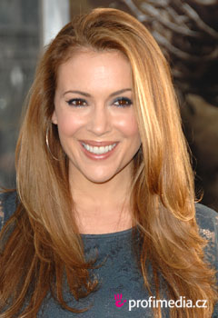 Celebrity - Alyssa Milano