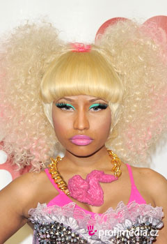 Acconciature delle star - Nicki Minaj