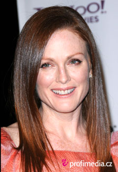 Promi-Frisuren - Julianne Moore