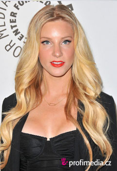 Coiffures de Stars - Heather Morris