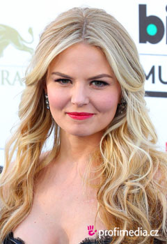 Acconciature delle star - Jennifer Morrison