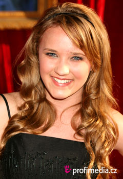 Acconciature delle star - Emily Osment