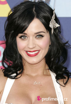 Acconciature delle star - Katy Perry