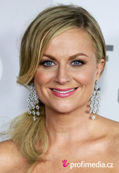 Acconciature delle star - Amy Poehler