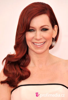 Acconciature delle star - Carrie Preston
