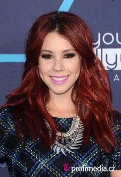 Acconciature delle star - Jillian Rose Reed