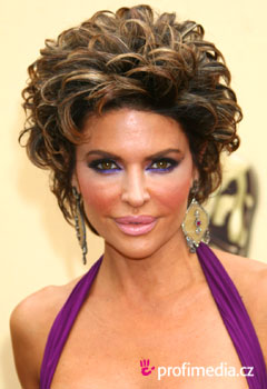 Acconciature delle star - Lisa Rinna