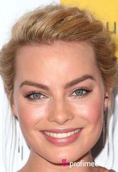 Promi-Frisuren - Margot Robbie