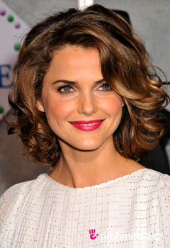 Acconciature delle star - Keri Russell