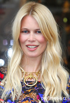 Claudia Schiffer Celebrity Hairstyles On Easyhairstyler