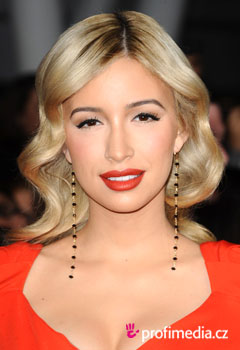 Promi-Frisuren - Christian Serratos