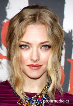 Acconciature delle star - Amanda Seyfried