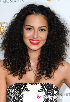 Acconciature delle star - Anna Shaffer