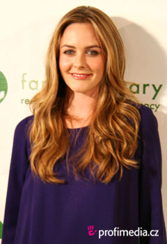 Acconciature delle star - Alicia Silverstone