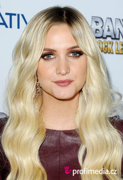 Acconciature delle star - Ashlee Simpson
