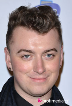 Peinados de famosas - Sam Smith