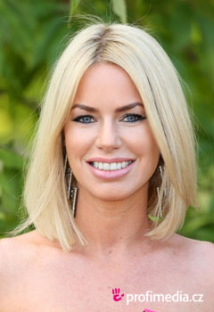 Acconciature delle star - Caroline Stanbury