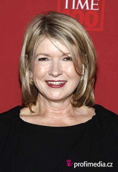 Acconciature delle star - Martha Stewart