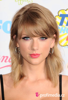 Acconciature delle star - Taylor Swift