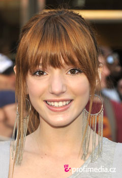 Promi-Frisuren - Bella Thorne