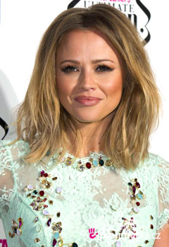 Celebrity - Kimberley Walsh
