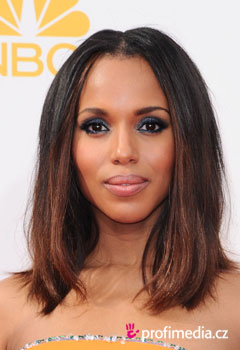 Peinados de famosas - Kerry Washington
