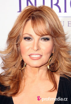 Promi-Frisuren - Raquel Welch