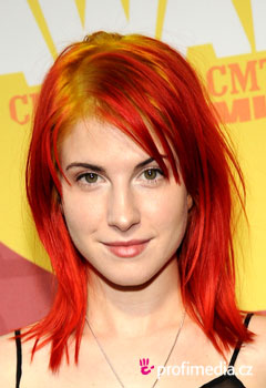 ��esy celebr�t - Hayley Williams