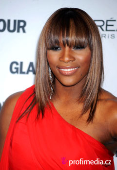Coiffures de Stars - Serena Williams