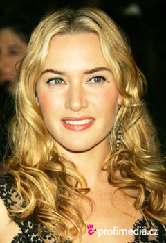 Acconciature delle star - Kate Winslet