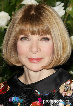 Acconciature delle star - Anna Wintour