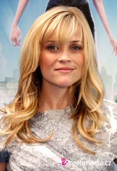 Coiffures de Stars - Reese Witherspoon