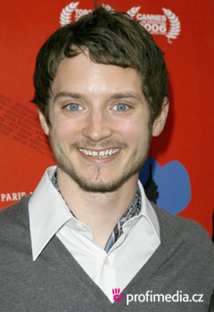 Acconciature delle star - Elijah Wood