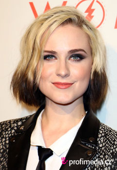 Acconciature delle star - Evan Rachel Wood