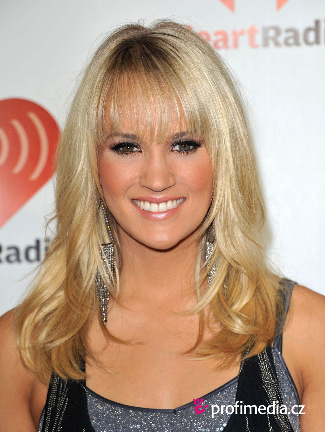 Carrie Underwood on the cover of Dear Doctor and Celebrity ...