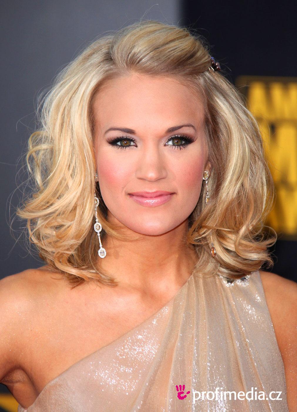 Carrie Underwood Hairstyle Easyhairstyler