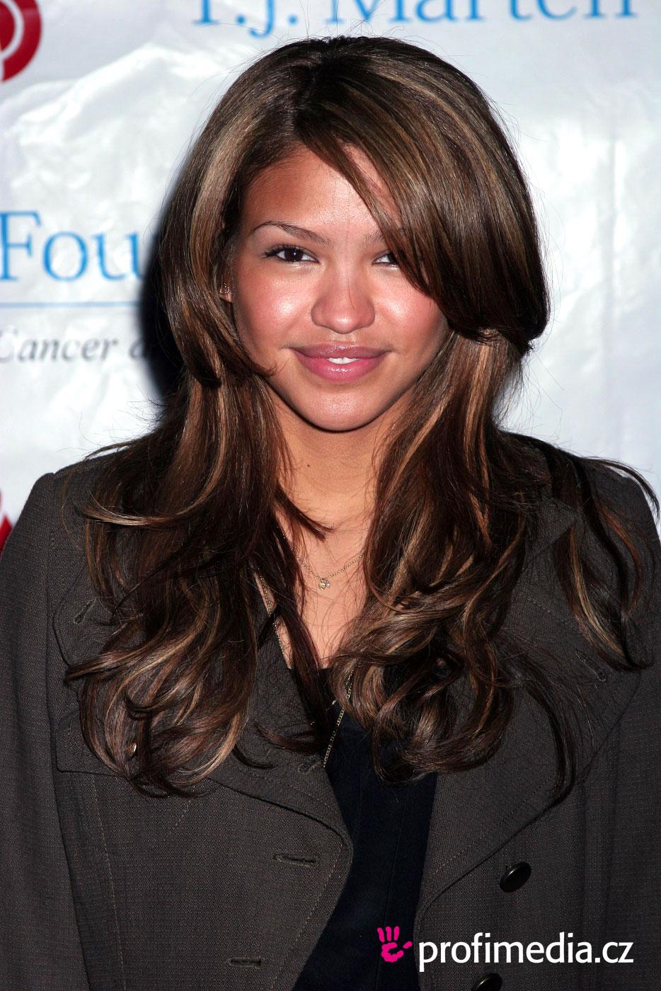 Cassie Ventura Hairstyle Easyhairstyler