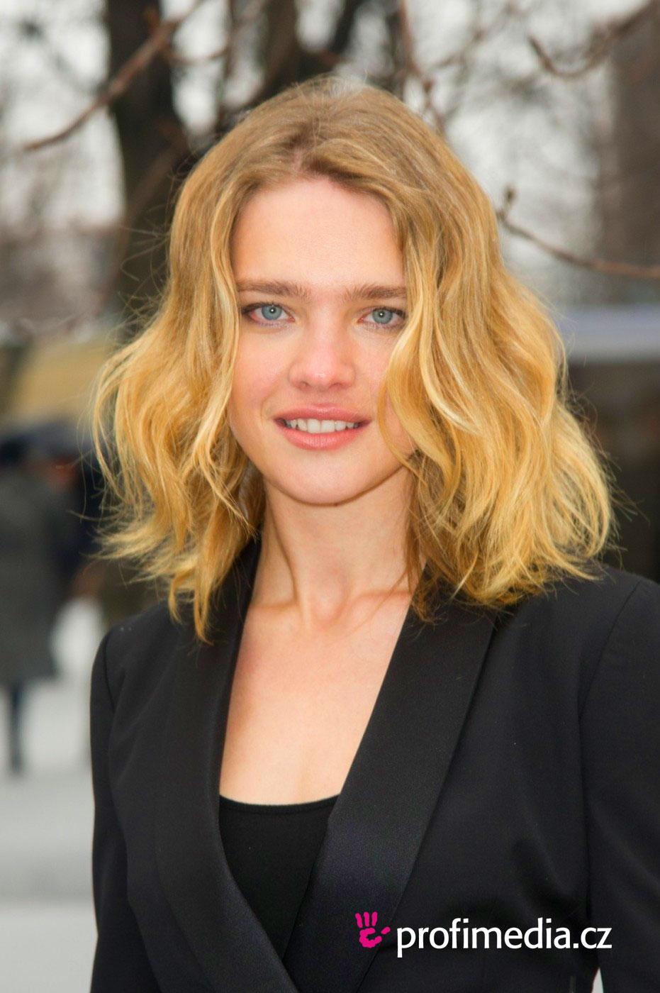 Natalia Vodianova Hairstyle Easyhairstyler