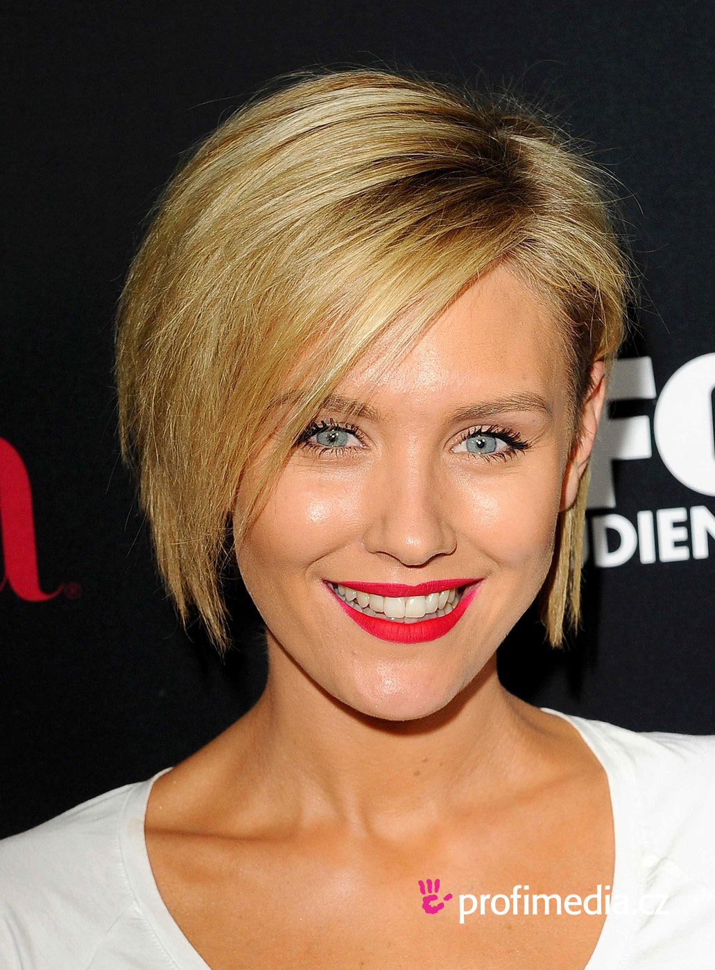 Nicky Whelan   hairstyle  easyHairStyler - Emo Hairstyle