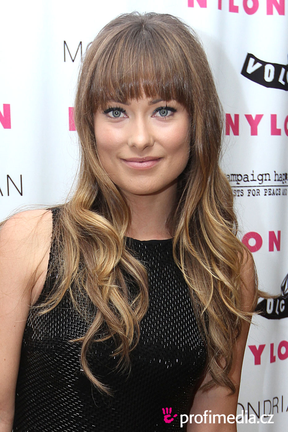 Olivia Wilde Hairstyle Easyhairstyler