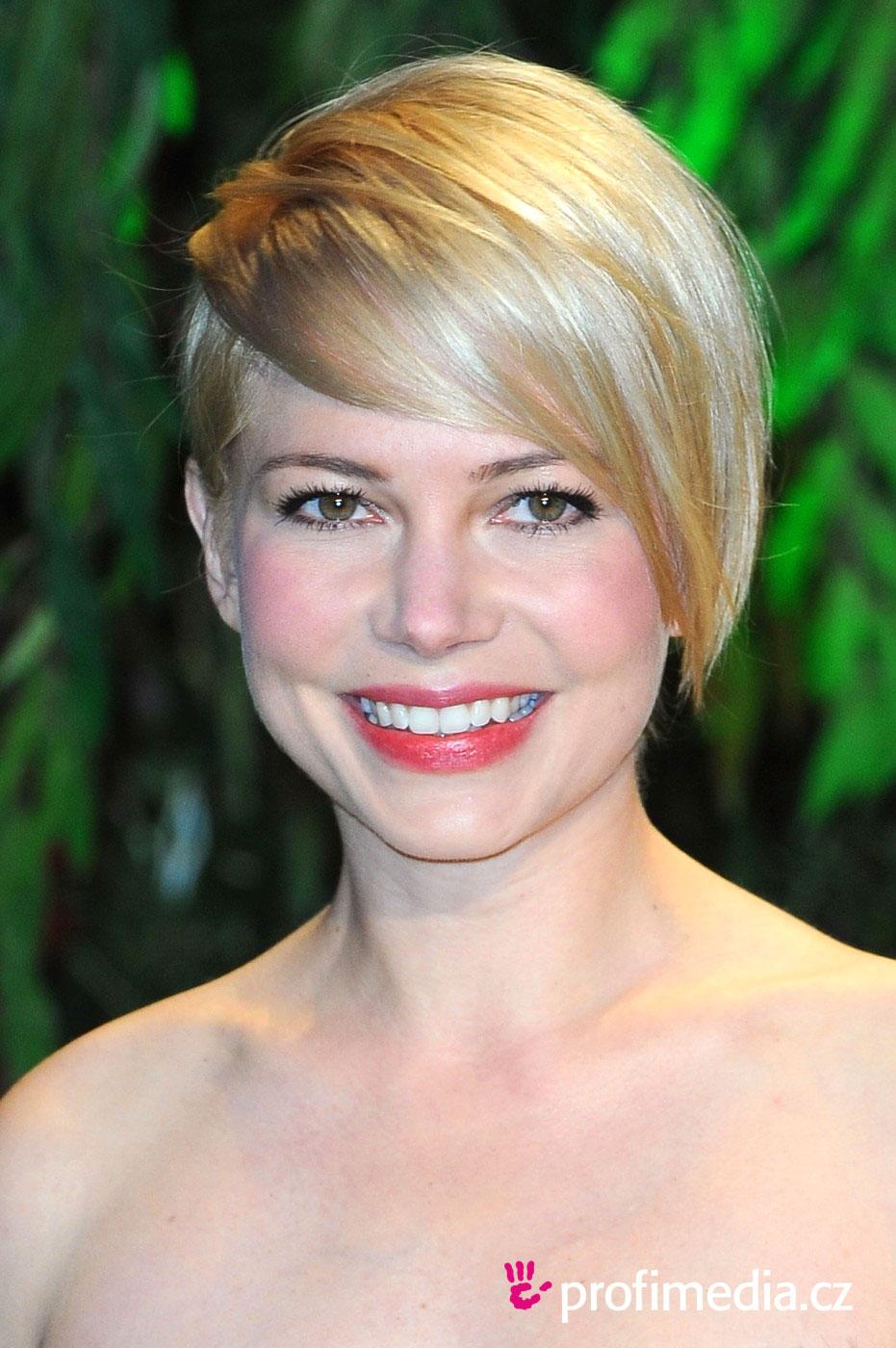 Michelle Williams Frisur Zum Ausprobieren In Efrisuren