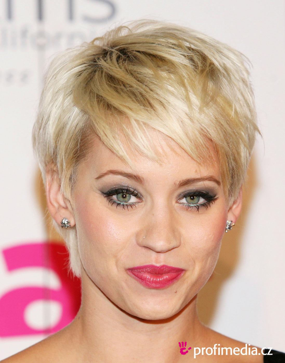 Kimberly Wyatt - - hairstyle - easyHairStyler
