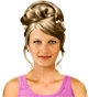 Hairstyle [538] - wedding, bridal